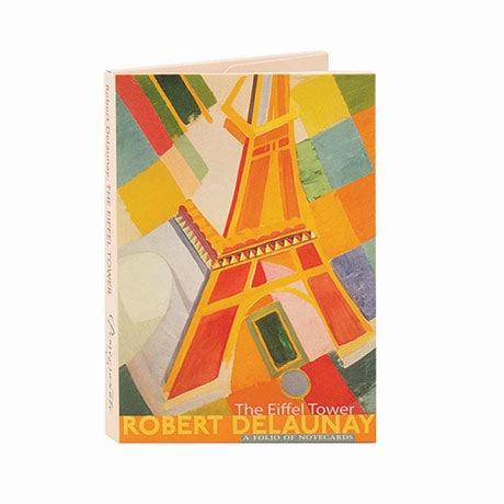 The Eiffel Tower Notecard Folio