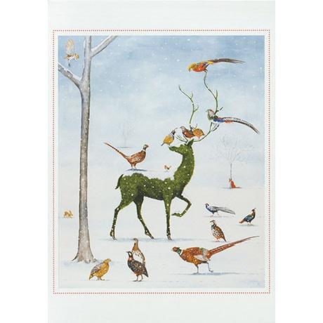Winter Wonderland Boxed Holiday Notecards