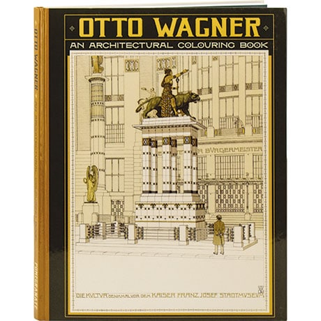 Otto Wagner: An Architectural Coloring Book
