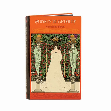 Aubrey Beardsley Coloring Book