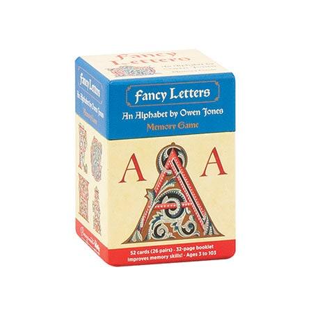 Fancy Letters: An Alphabet By Owen Jones