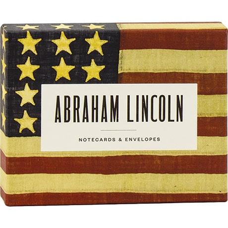Abraham Lincoln Notecards & Envelopes