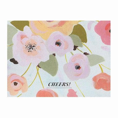 Painted Petals Notecards