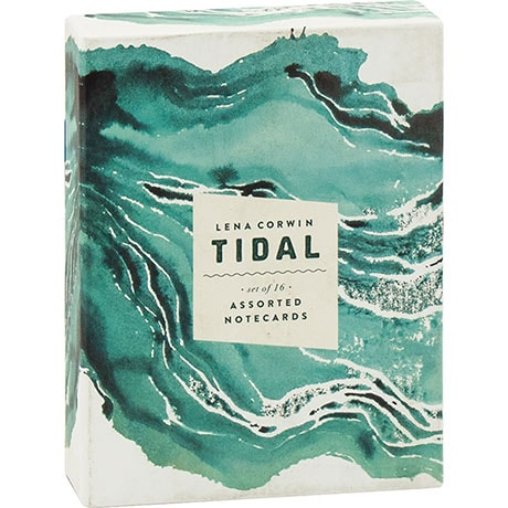 Tidal: Assorted Notecards