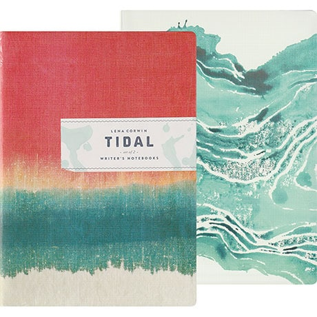 Tidal: Set Of 2 Writers Journals