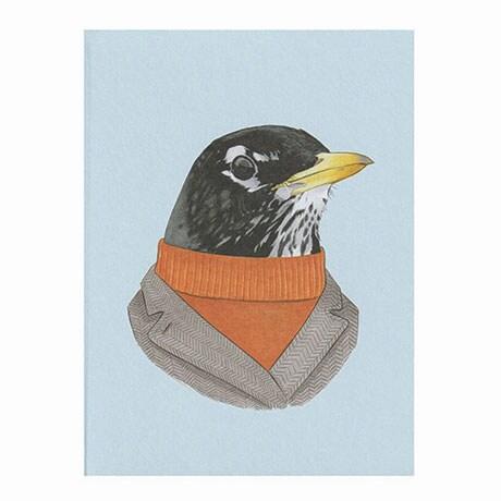 The Berkley Bestiary Animal Portraits Notecards