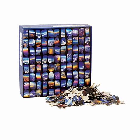 Window Seat 550 Piece Jigsaw Puzzle