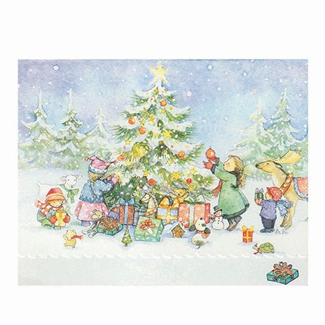 And Then In A Twinkling Boxed Holiday Notecard Assortment