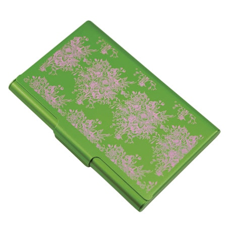 Stacy Toile Card Case