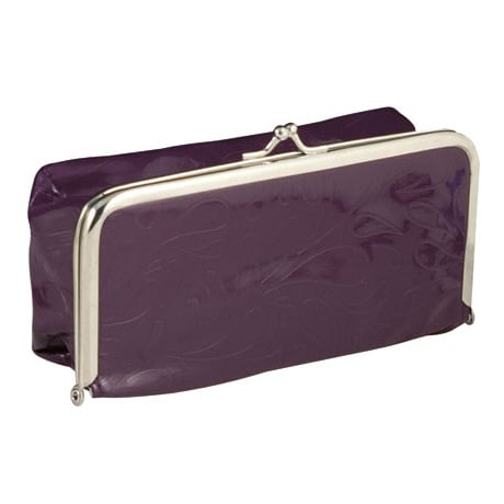 Travel Cosmetic Case/Mulberry