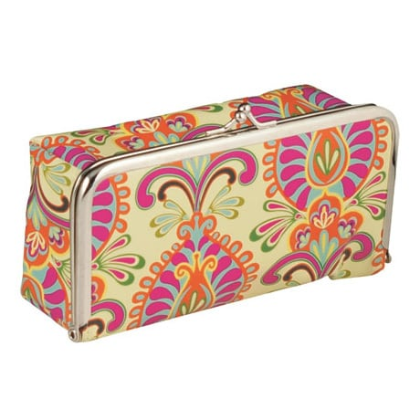 Travel Cosmetic Case/Crest