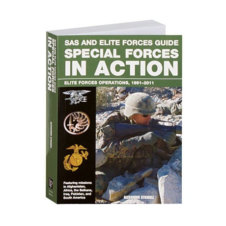 SAS and Elite Forces Guide: Special Forces in Action