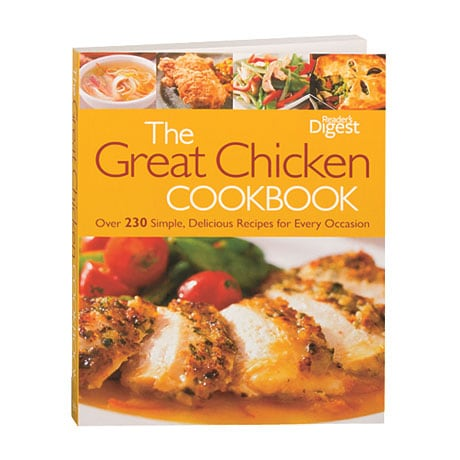 The Great Chicken Cookbook