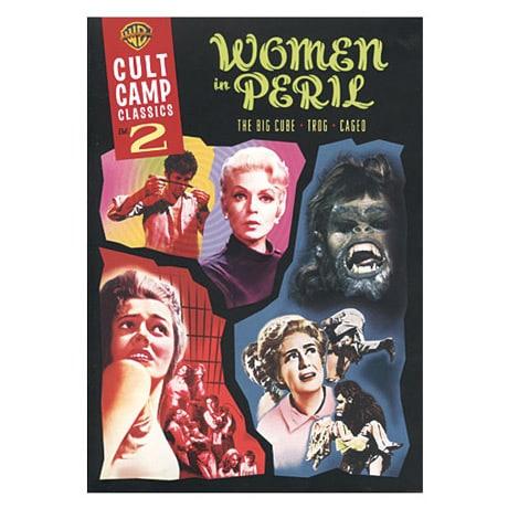Cult Camp Classics, Vol. 2—Women in Peril