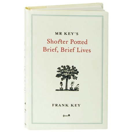 Mr Key's Shorter Potted Brief, Brief Lives