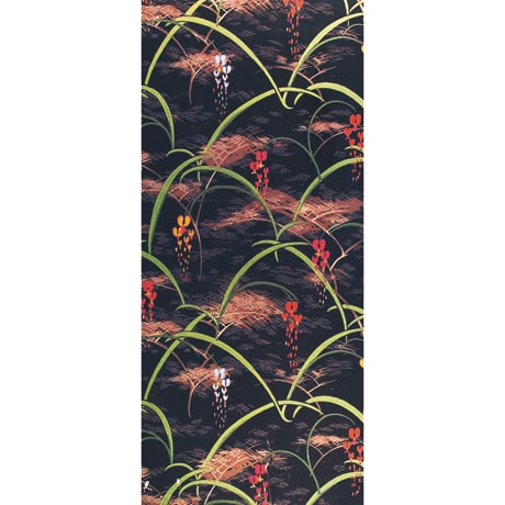Charles E. Burchfield Bleeding Hearts Large Lined Magnet Notepad