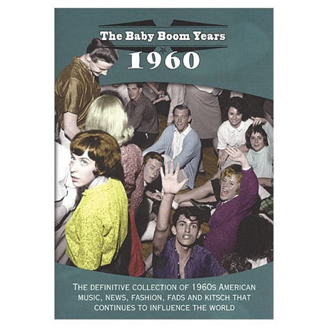 The Baby Boom Years—1960