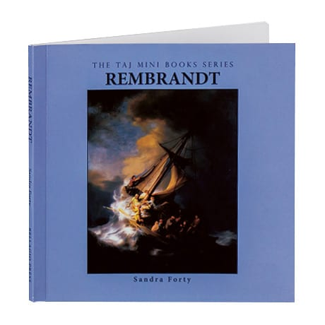 rembrandt the taj mini book series
