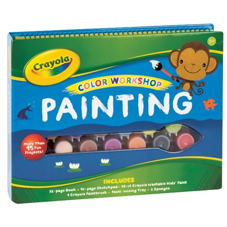 Crayola Color Workshop Painting