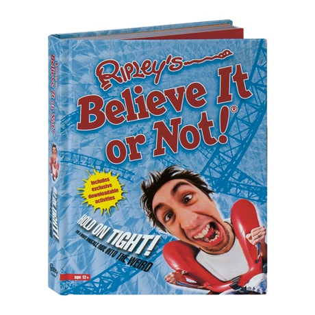 Ripley's Believe It or Not! Hold on Tight!