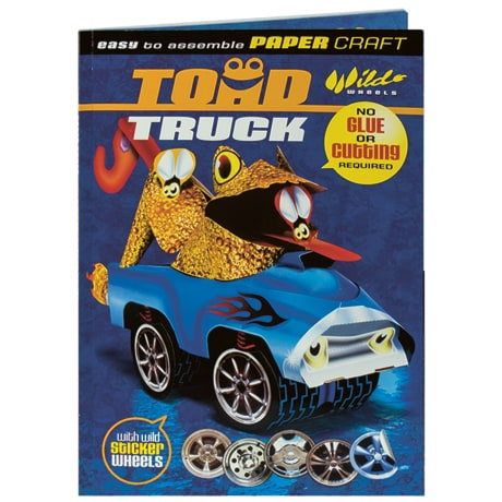 Toad Truck Wild Wheels