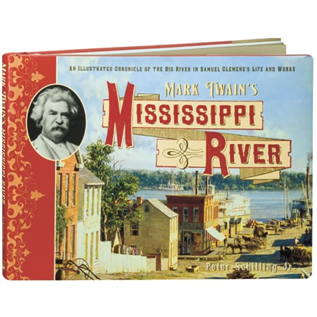 Mark Twain's Mississippi River