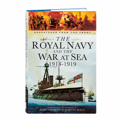 The Royal Navy and the War at Sea, 1914–1919