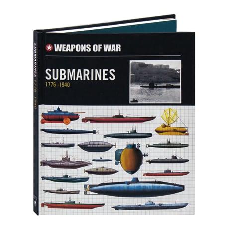 Submarines 1776–1940