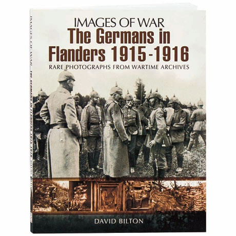 The Germans in Flanders 1915–1916