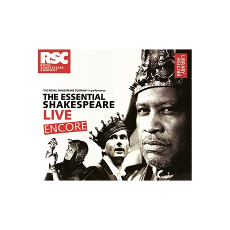 The Essential Shakespeare Live Encore
