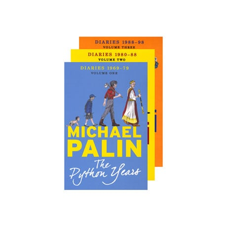 Michael Palin: The Complete Diaries