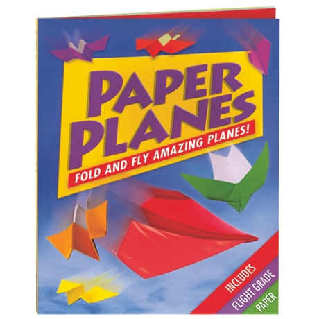 fold and fly paper planes book pdf