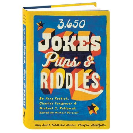3,650 Jokes, Puns, and Riddles
