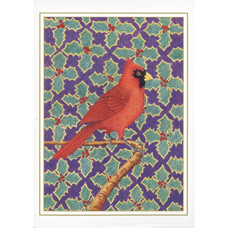 Cardinal Boxed Holiday Cards