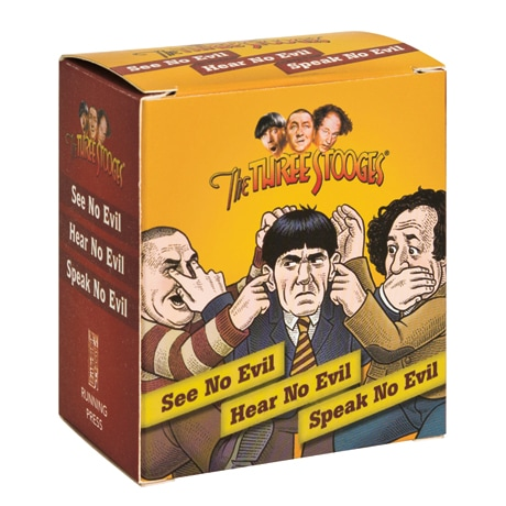 The Three Stooges Mega Mini-Kit