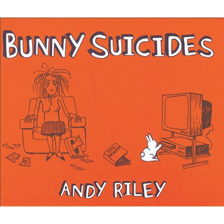 Bunny Suicides Boxed QuickNotes