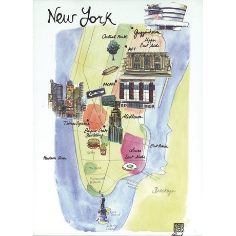 New York Boxed Notecards