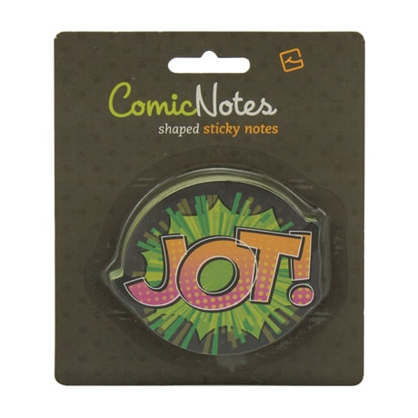 Comic Notes: Jot!