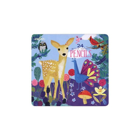 Life on Earth Pencil Tin