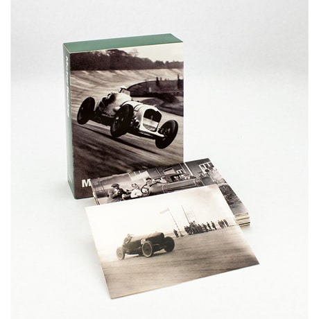 Motor Racing Boxed Notecards
