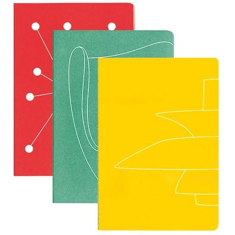 Mid-Century Modern Notebooks