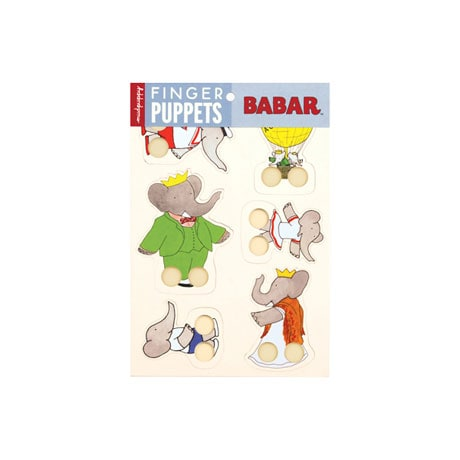 Babar Finger Puppets