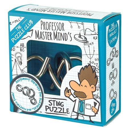 Professor Master Mind's Sting Puzzle