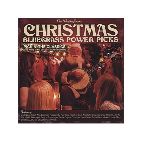 Christmas Bluegrass Power Picks—Pickin' the Classics