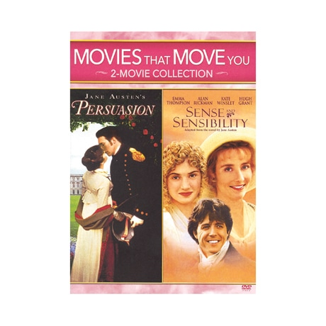 Movies That Move You—2-Movie Collection