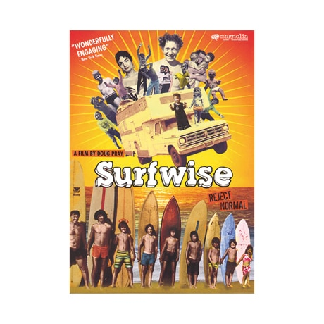 Surfwise: The Amazing, True Odyssey of the Paskowitz Family