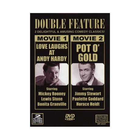 Love Laughs At Andy Hardy; Pot o' Gold