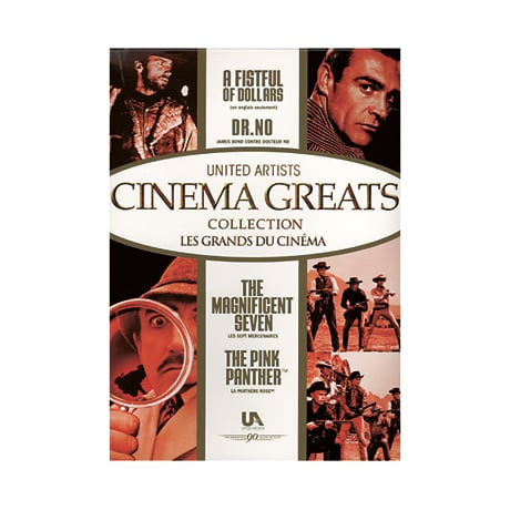 United Artists Cinema Greats Collection, Vol. 1