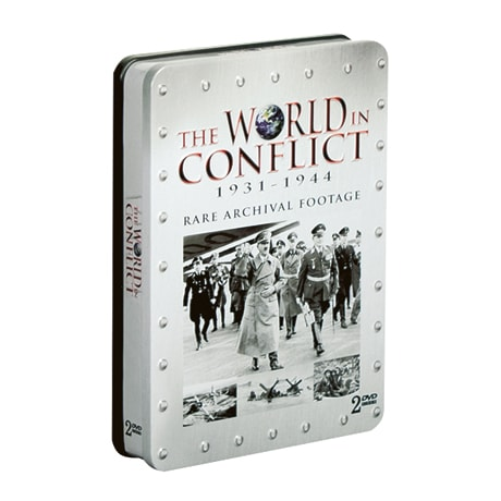The World in Conflict 1931–1944