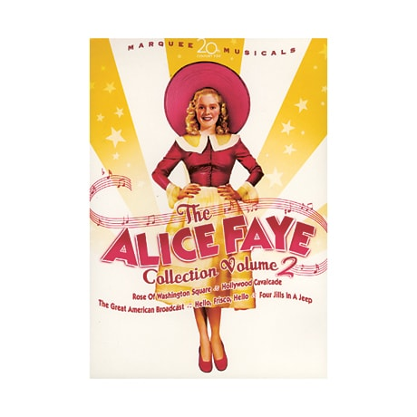 The Alice Faye Collection, Vol. 2